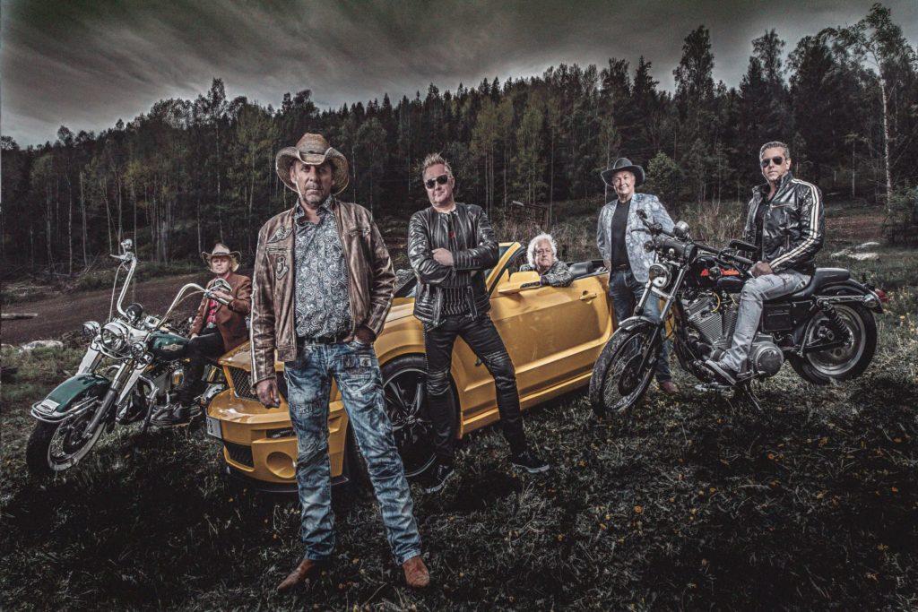 Rune Rudberg Band 2019