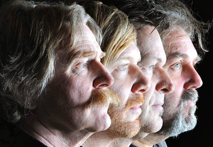 Deja Vu - En tribute til Crosby, Stills, Nash & Young.  Med Olav Stedje, Svein Dag Hauge, Egil Eldøen, Elias Muri Skagefoss.